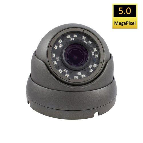 5.0 MegaPixel IP camera's