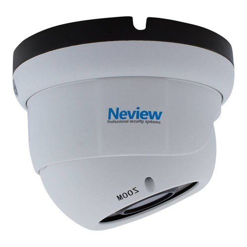 Neview CHD-D1-W - 1080p IP camera met PoE - Wit
