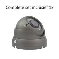 CC-CS01DC2 - 4 kanaals CVR inclusief 1 CC-DC2 camera