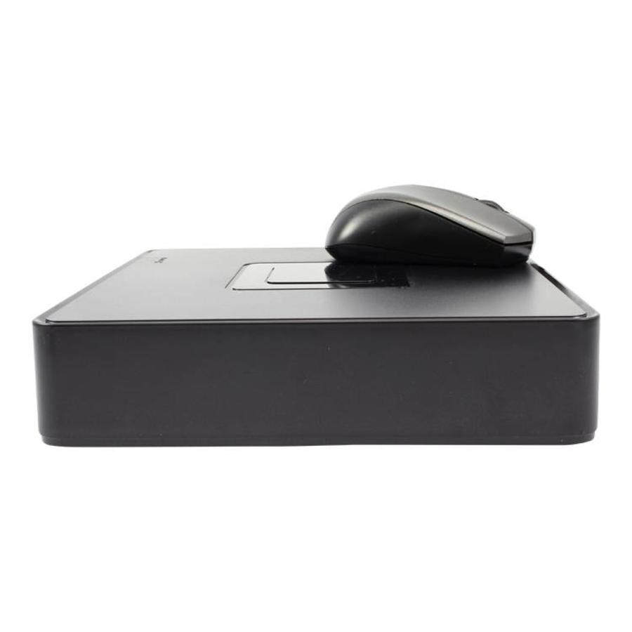 CHD-CS02D2 - 4 kanaals NVR inclusief 2 CHD-D2 IP camera's