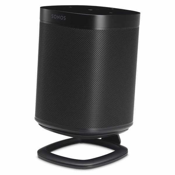 Flexson Sonos One / Play:1 Tafelstandaard zwart