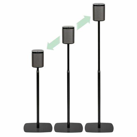 Sonos Play:1 verstelbare standaard zwart