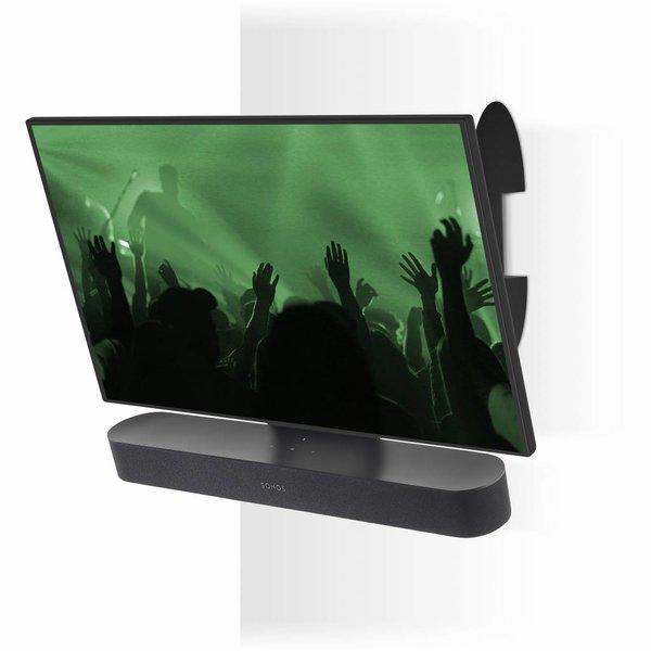 Flexson Draaibare beugel voor Sonos Beam + tv