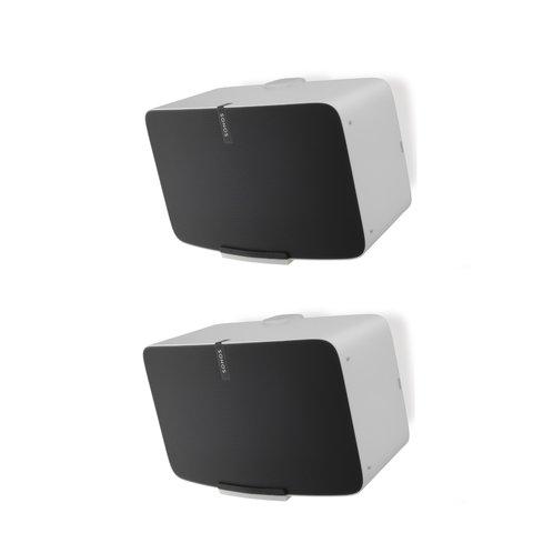 Muursteun Wit voor Sonos PLAY:5 (Nieuw) GEN 2 - Set van 2