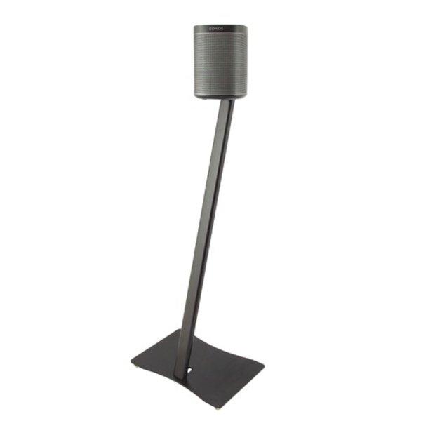 OMB OMB SOMBOX STAND 1-3 Black Vloerstandaard voor Sonos PLAY:1 & 3