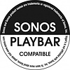 Flexson Sonos PLAYBAR TV Steun