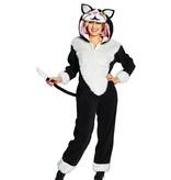 koop Zwart katten kostuum
