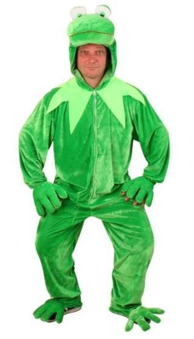 Kikker outfit