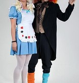 Alice in Wonderland & Mad Hatter kostuum hurenn