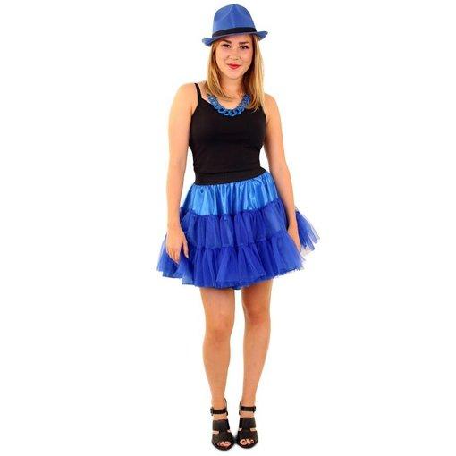 koop Petticoat blauw - kopen