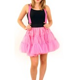 koop Petticoat pink 3-laags