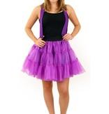 koop Petticoat paars 3-laags