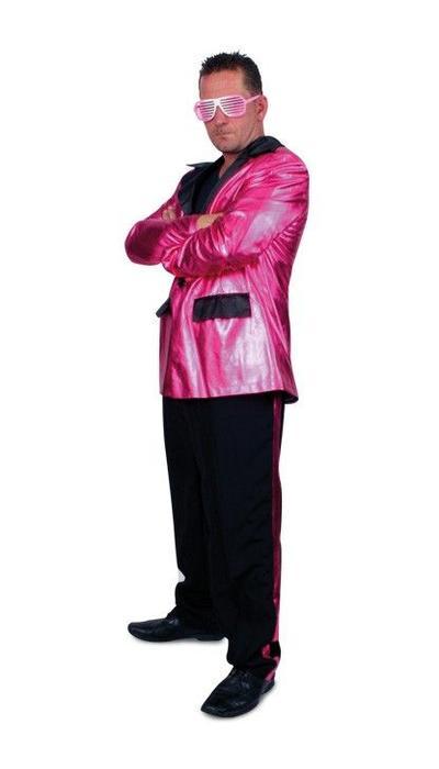 koop Roze glimmende smoking