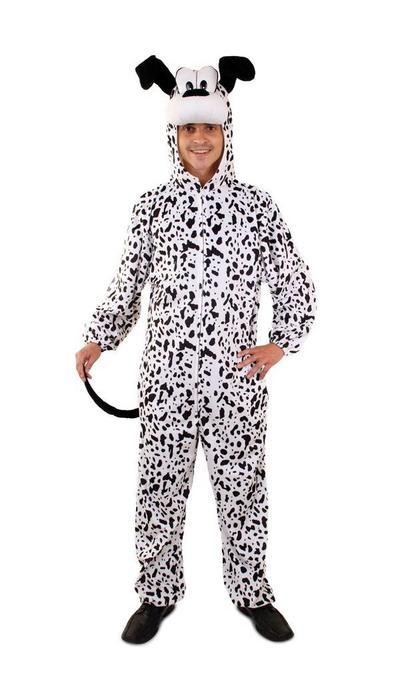 Honden kostuum dalmatier