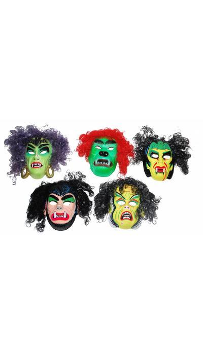 Enge maskers halloween   KOOP 61558
