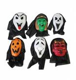 koop Griezelige halloween maskers