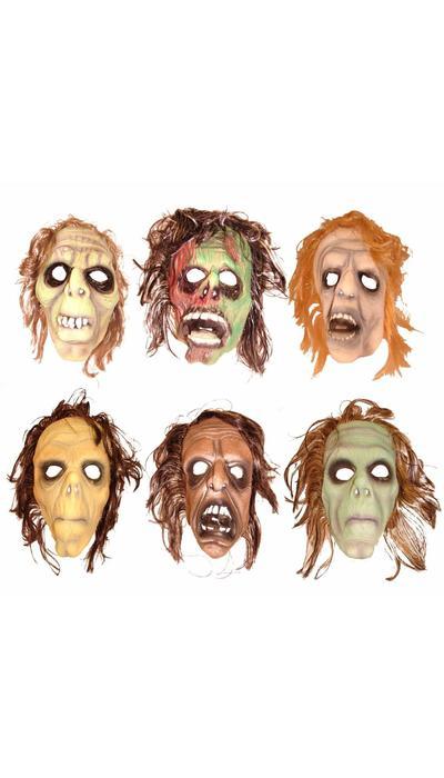 Halloween maskers  te koop