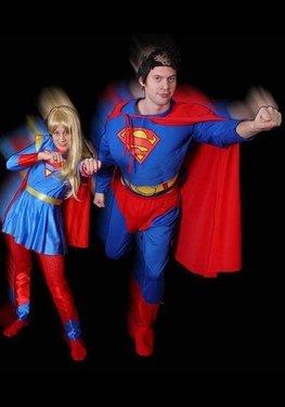 Superhelden-pakken