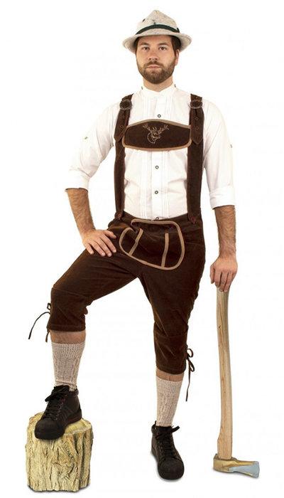 Tiroler lederhose verkoop op