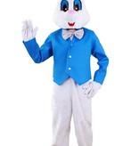 koop Wit mascotte paashaas kostuum huren