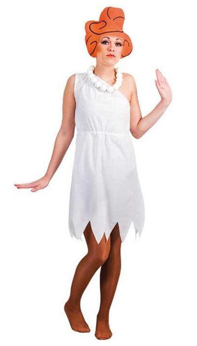 koop Wilma Flinstone kostuum