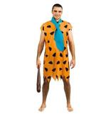 Witbaard Fred flinstone kostuum kopen