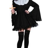 Witbaard Pikant nonnenkostuum kopen
