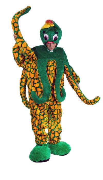 Octopus kostuum huren
