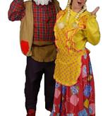 Kabouter Plop & Kwebbel kostuum huren