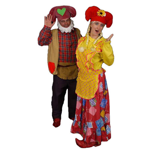 Kabouter Plop & Kwebbel kostuum