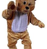 Mascotte beer kostuum huren