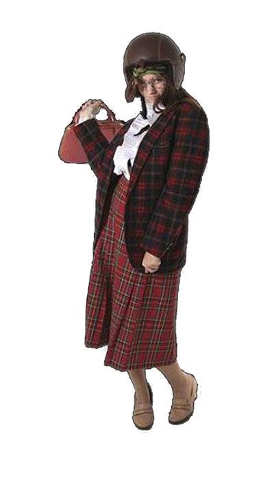 Annie de Rooij kostuum