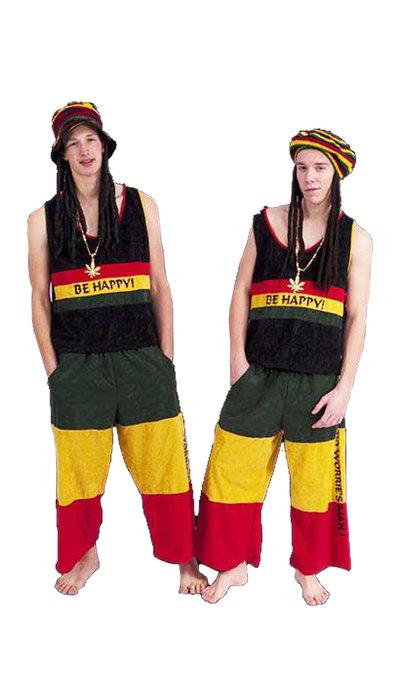 Bob Marley  kostuum huren - 227
