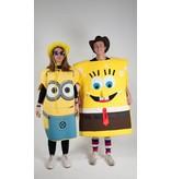 Sponge Bob kostuum huren