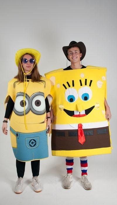 SpongeBob SquarePants kostuum huren