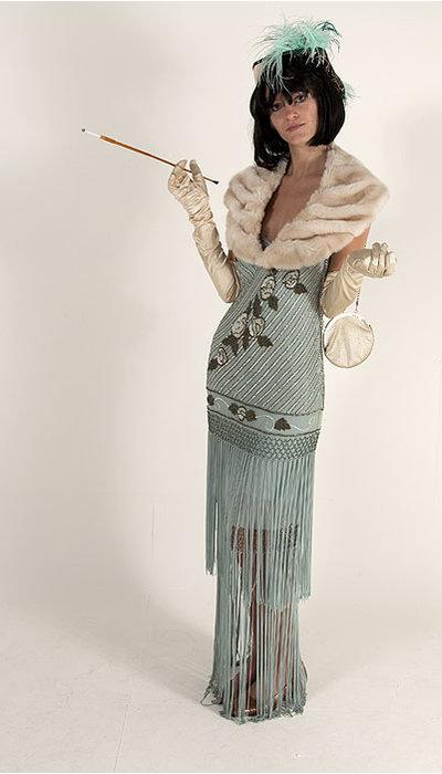 Twenties outfit huren - 158
