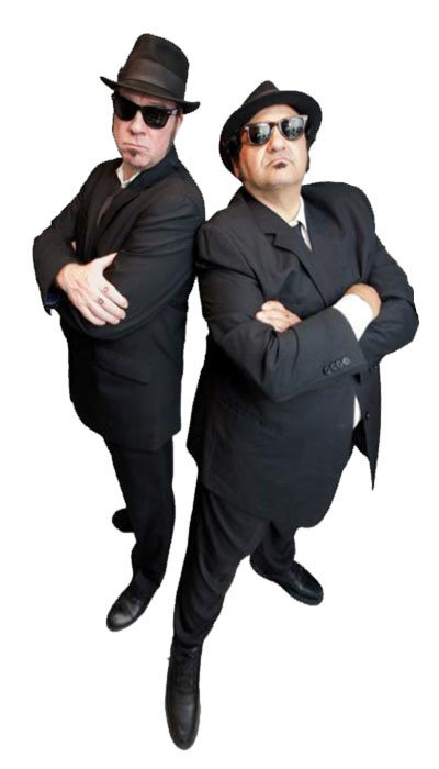 Blues brothers kostuum huren