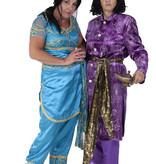 Aladdin & Jasmine kostuum  huren