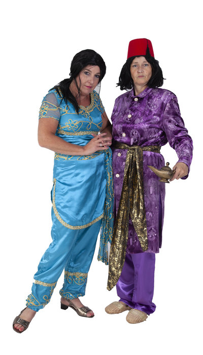 Aladdin & Jasmine kostuum  huren - 220