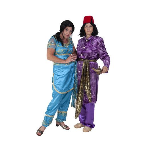 Aladdin & Jasmine kostuum - 220