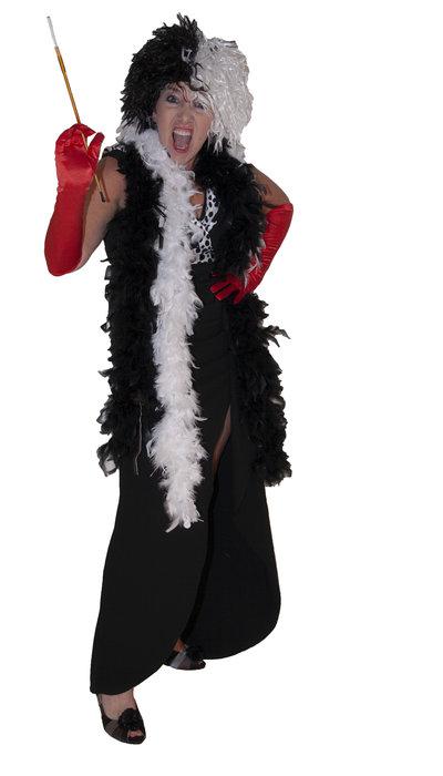 Cruella de Vil kostuum huren
