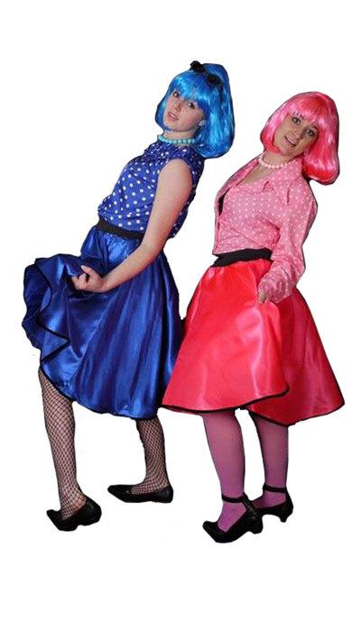 Petticoat rokjes huren