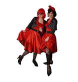 Rock & Roll jurk huren - 416