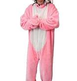 Roze paashaas kostuum huren - 196
