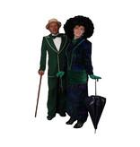 Dickens kostuums uit 1900 huren - 240