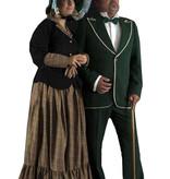 Historische outfit 1900 huren - 333