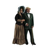 Historische outfit 1900 huren