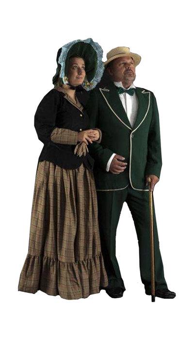 Historische outfit 1900 - 333