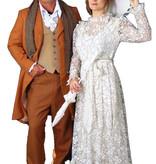 Ouderwetse kostuums Dickens - 450