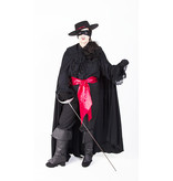 Zorro kostuum huren